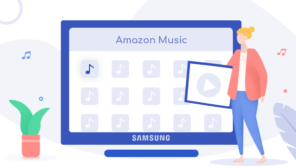 amazon music on samsung tv