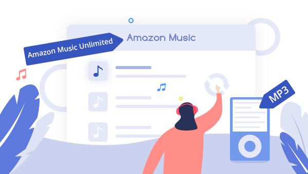 amazon music unlimited to mp3