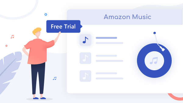 keep amazon music after free trial