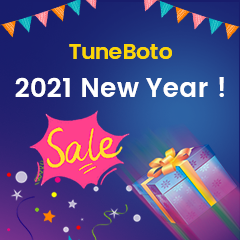 TuneBoto Christmas Sale